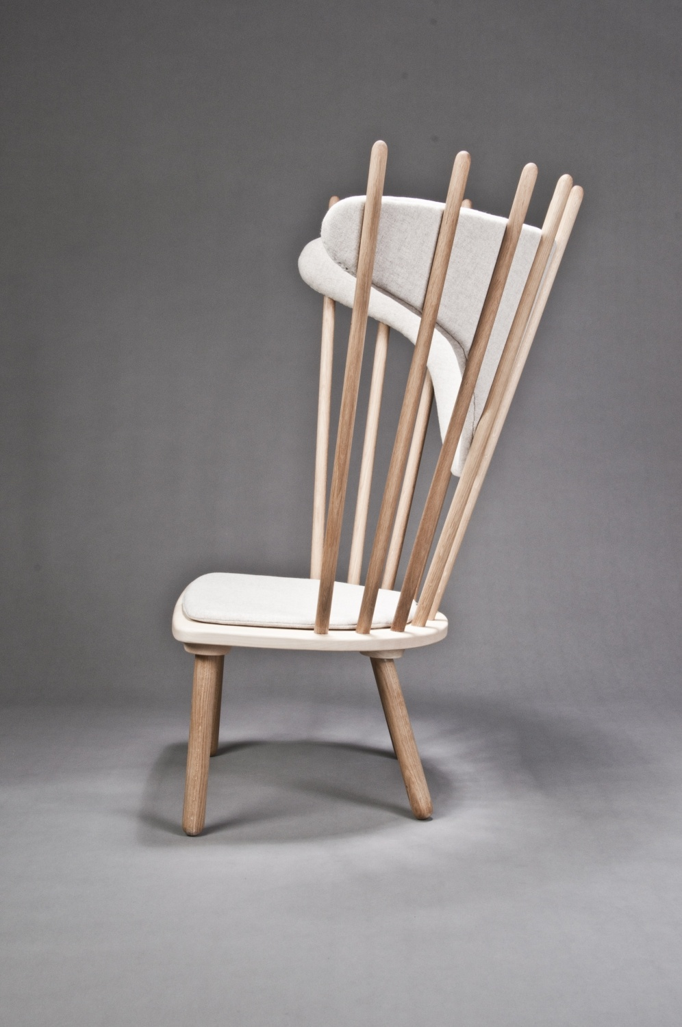 FLODEAU.COM - Sticks Armchair by Celina Rolmar - 02