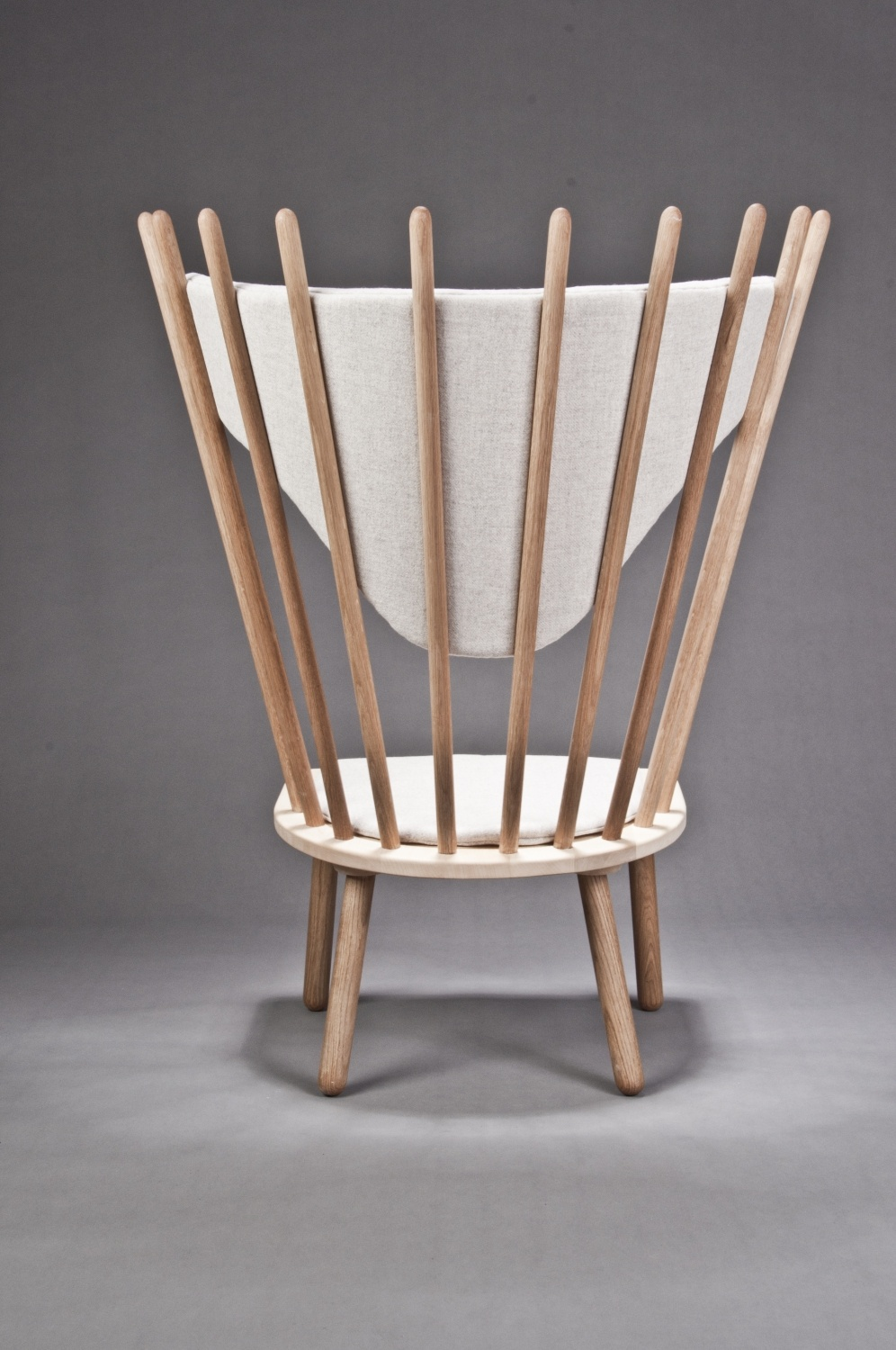 FLODEAU.COM - Sticks Armchair by Celina Rolmar - 03