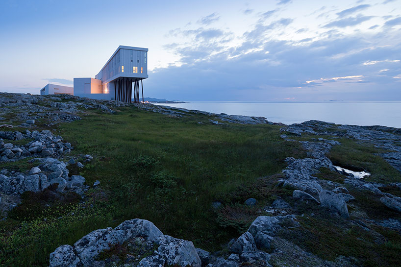 The Fogo Island Hotel by Saunders Architecture 01