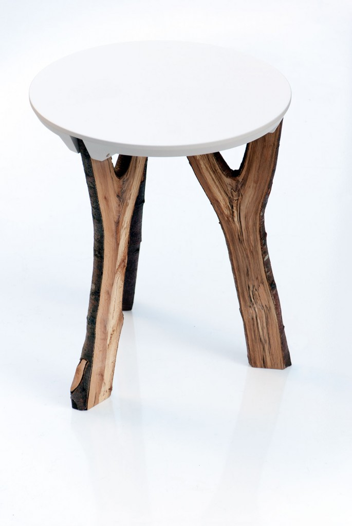 Branch Stool by Christoph Schindler : FLODEAU.COM 03