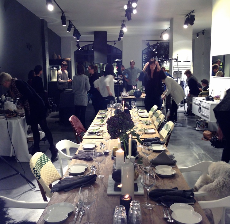 Christmas Styling & Culinary Workshop by VIPP:: FLODEAU.COM :: 22