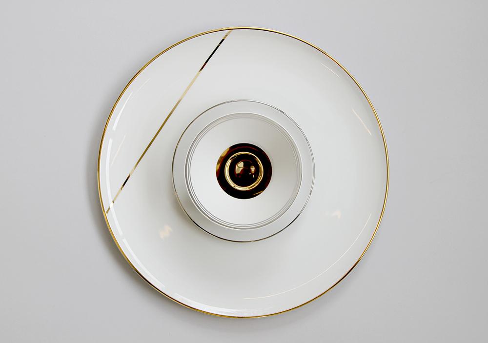 Digital Love  decorative plates by david:nicolas - FLODEAU.COM 016