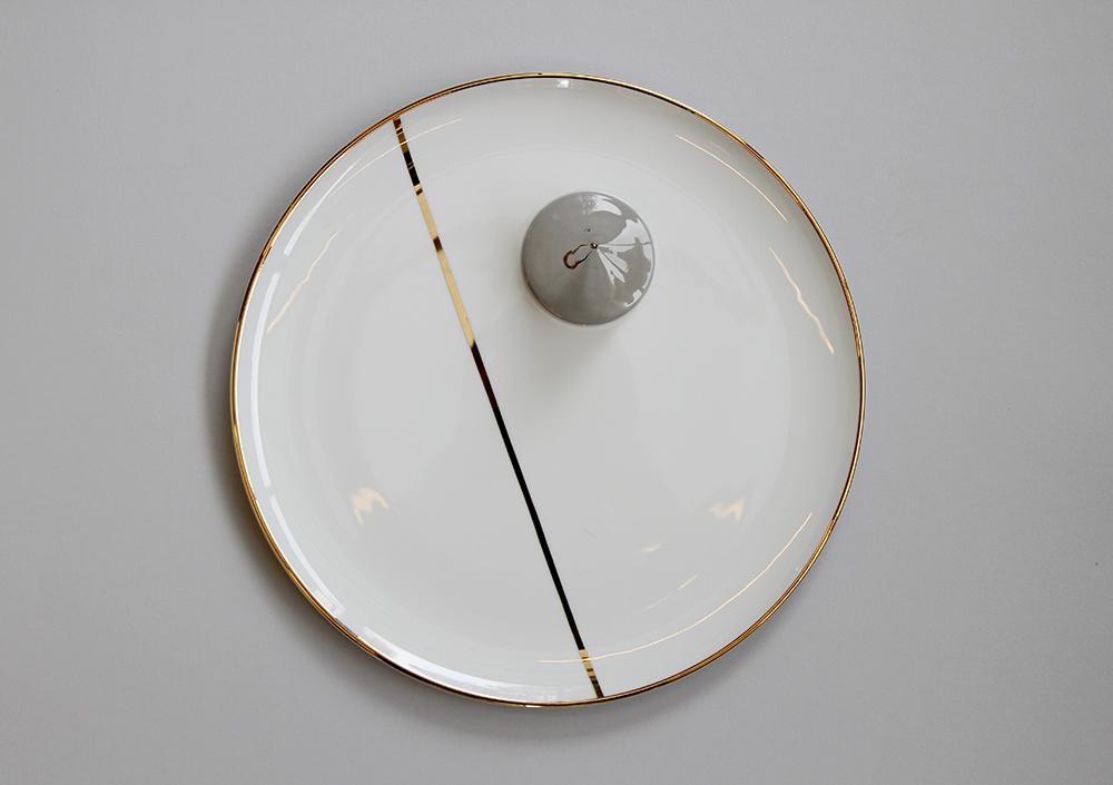 Digital Love  decorative plates by david:nicolas - FLODEAU.COM 03