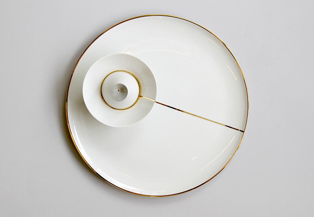 Digital Love  decorative plates by david:nicolas - FLODEAU.COM 032