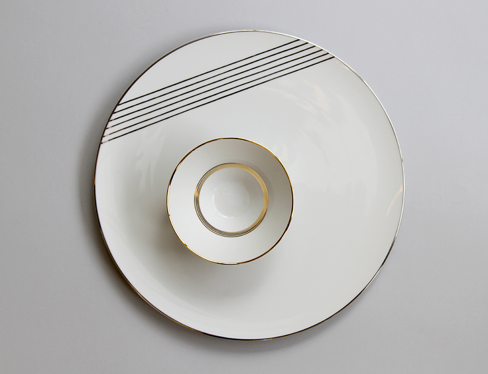 Digital Love  decorative plates by david:nicolas - FLODEAU.COM 040