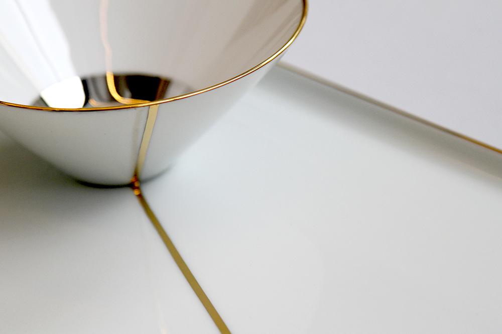 Digital Love  decorative plates by david:nicolas - FLODEAU.COM 06