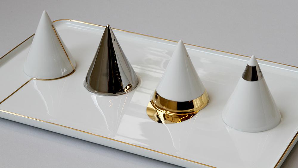 Digital Love  decorative plates by david:nicolas - FLODEAU.COM 07