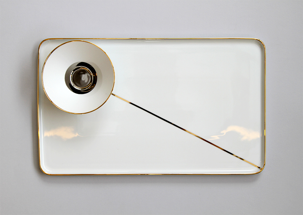 Digital Love  decorative plates by david:nicolas - FLODEAU.COM 08