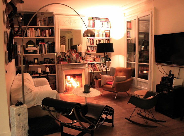 HOME TOUR :: Apartment in Paris :: FLODEAU.COM :: 012