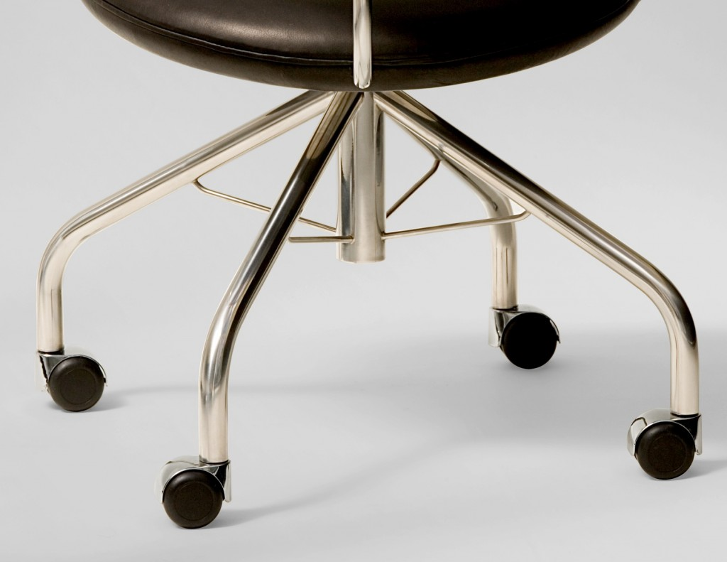 Hans J. Wegner for PP Mobler : Swivel Chair : flodeau.com : 12