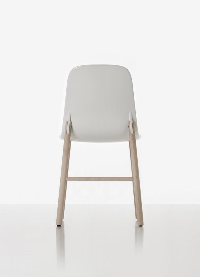 Sharky chair by Neuland for Kristalia - FLODEAU.COM 03