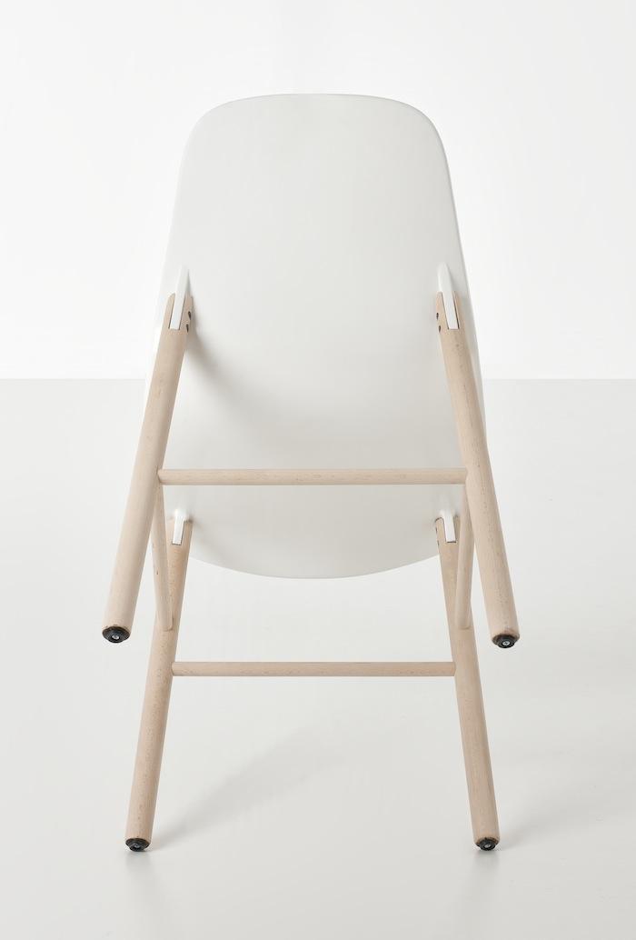 Sharky chair by Neuland for Kristalia - FLODEAU.COM 04