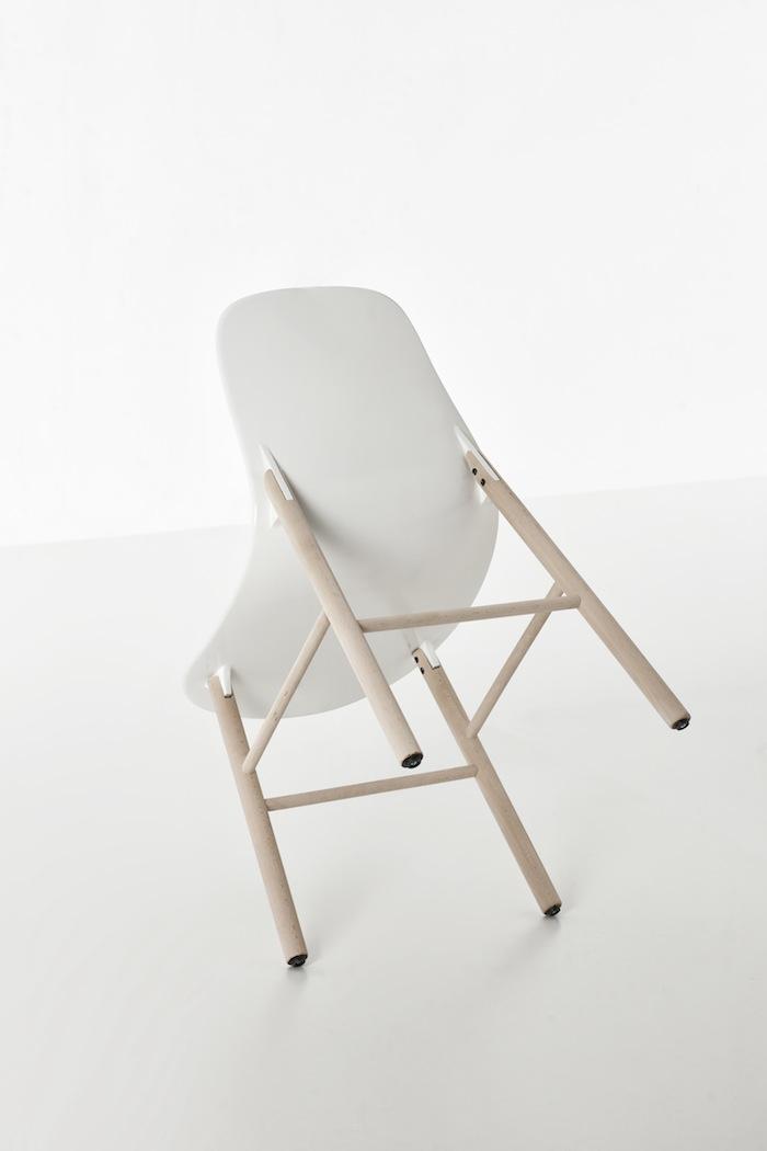 Sharky chair by Neuland for Kristalia - FLODEAU.COM 05