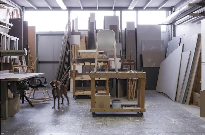 Sharky chair by Neuland for Kristalia - FLODEAU.COM 07