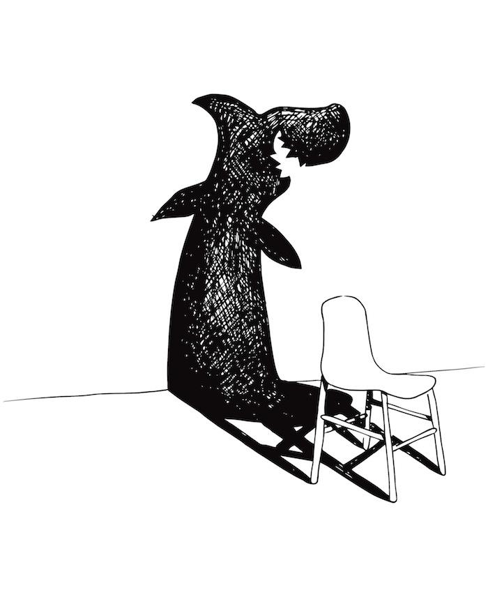 Sharky chair by Neuland for Kristalia - FLODEAU.COM 08