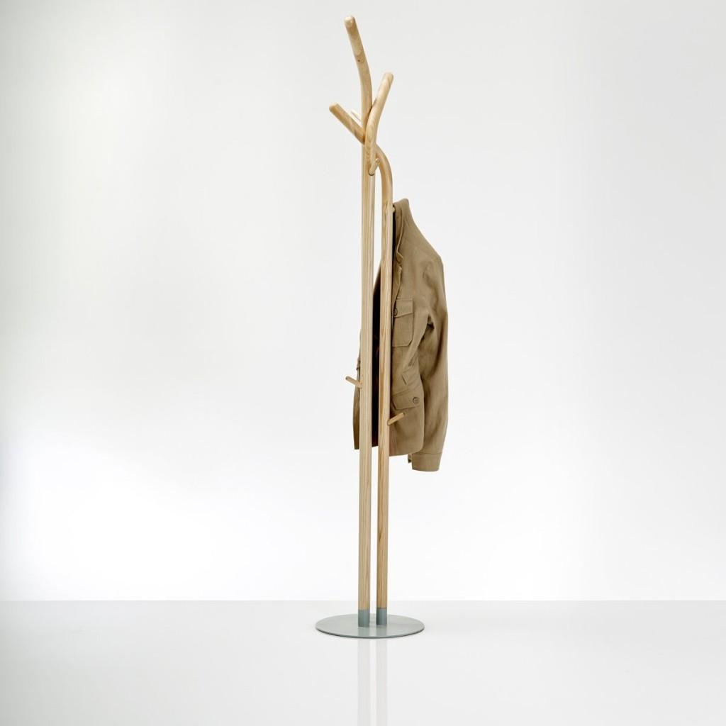 Coat hanger by Antoine Phelouzat