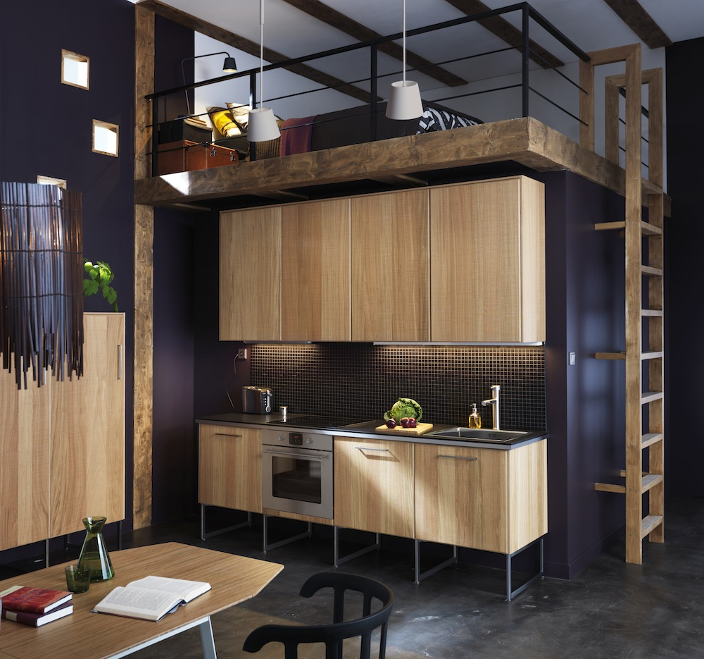 Ikea Metod Kitchen Flodeau
