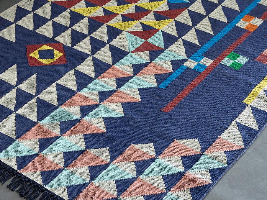 Kilim carpet by Pool Studio