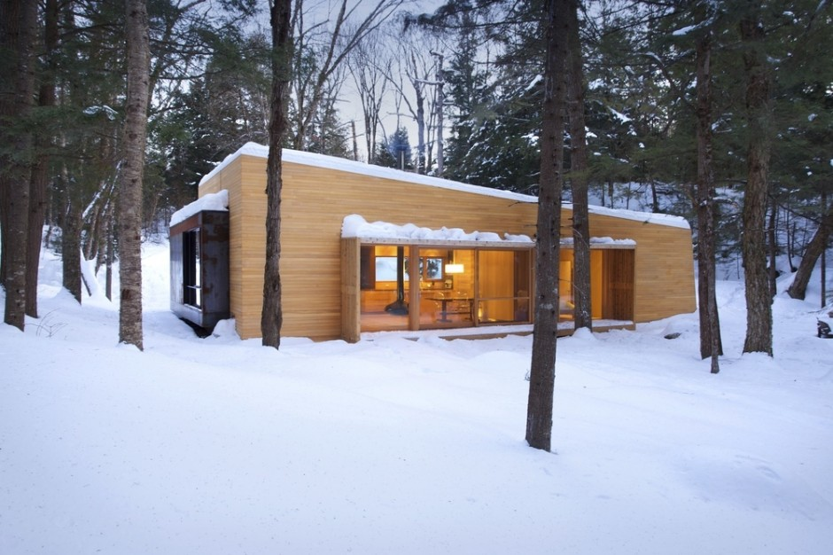 La Luge House by YH2 Architects : flodeau.com 01