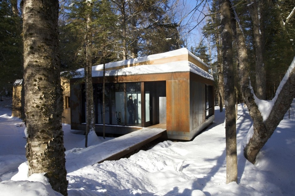 La Luge House by YH2 Architects : flodeau.com 05