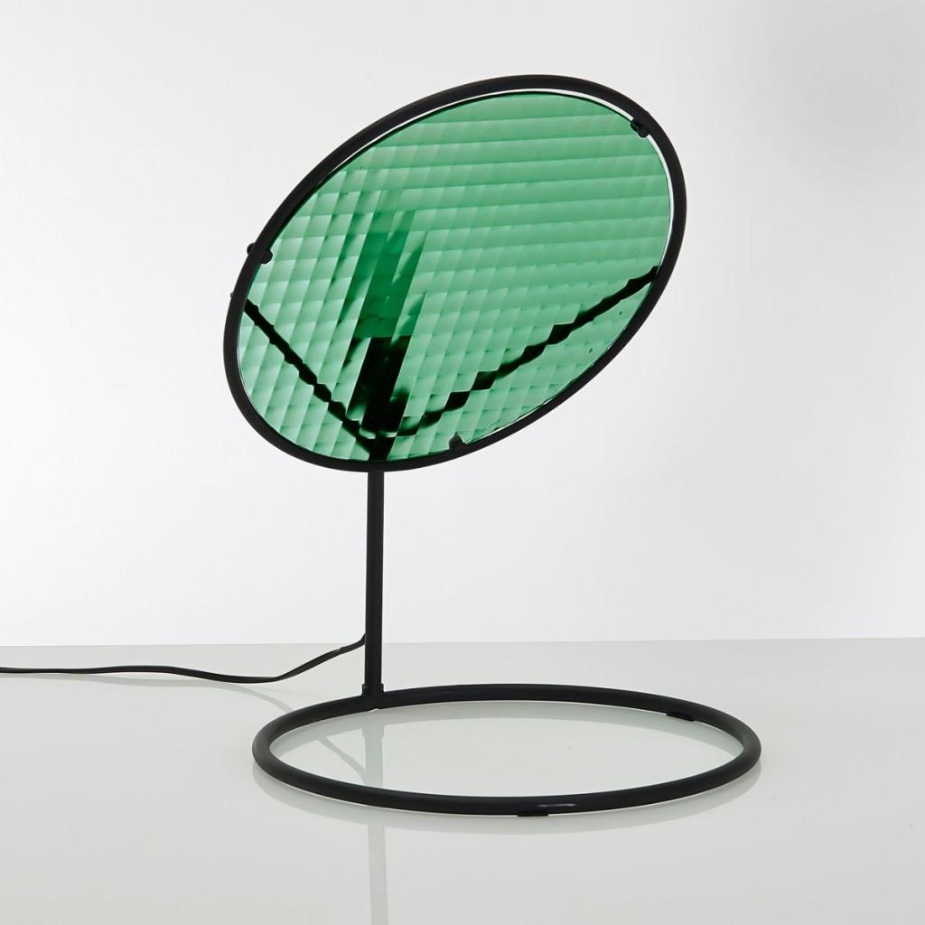 Lampe à poser design métal, Cristian Mohaded