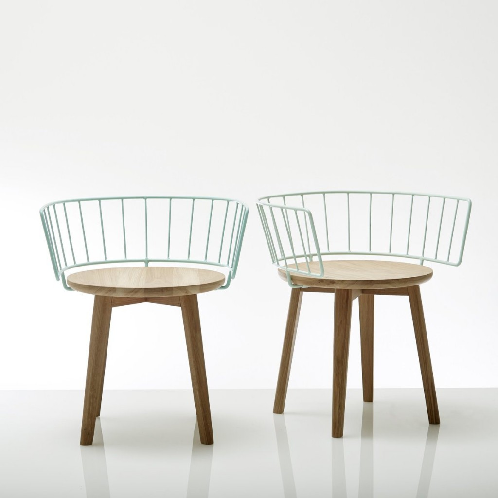 Miss chair by Cristian Mohaded
