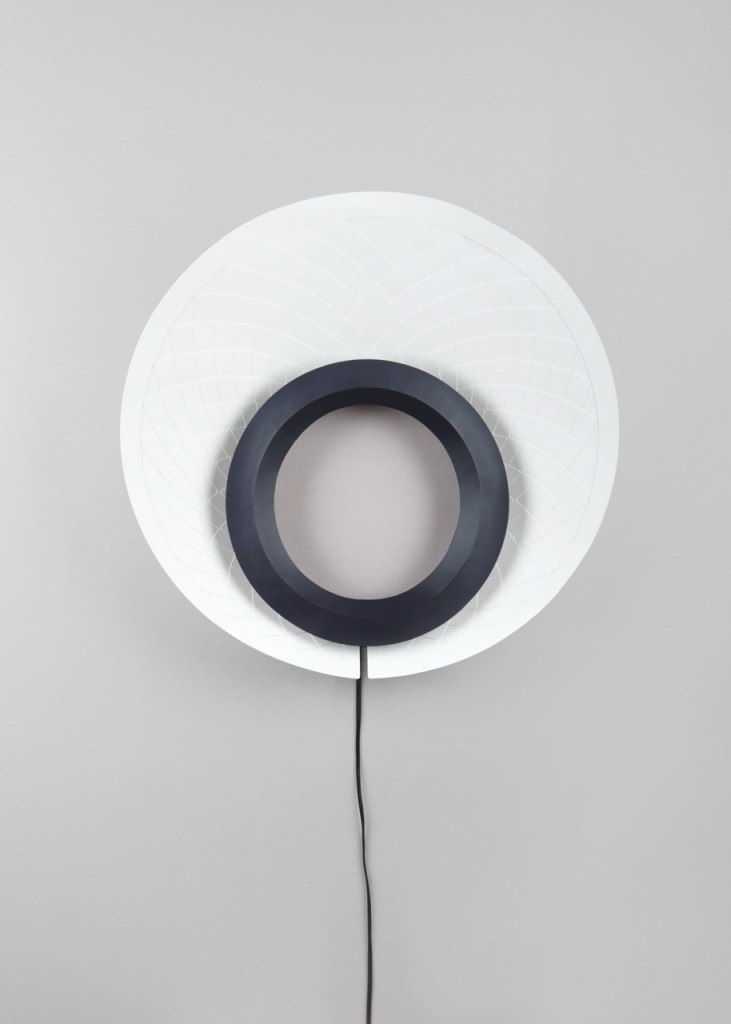 Odile wall light by Jean-Sebastien Lagrange
