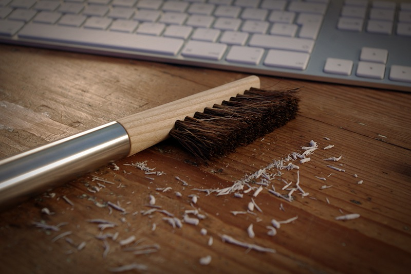 Pukka Office Brush by Amaury Poudray X Andrée Jardin :: Flodeau.com - 04