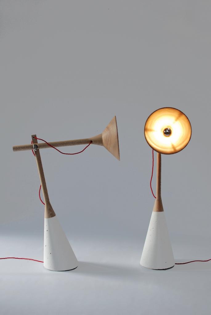 Spargo II Lamps by Felix McCormack | Flodeau.com 01