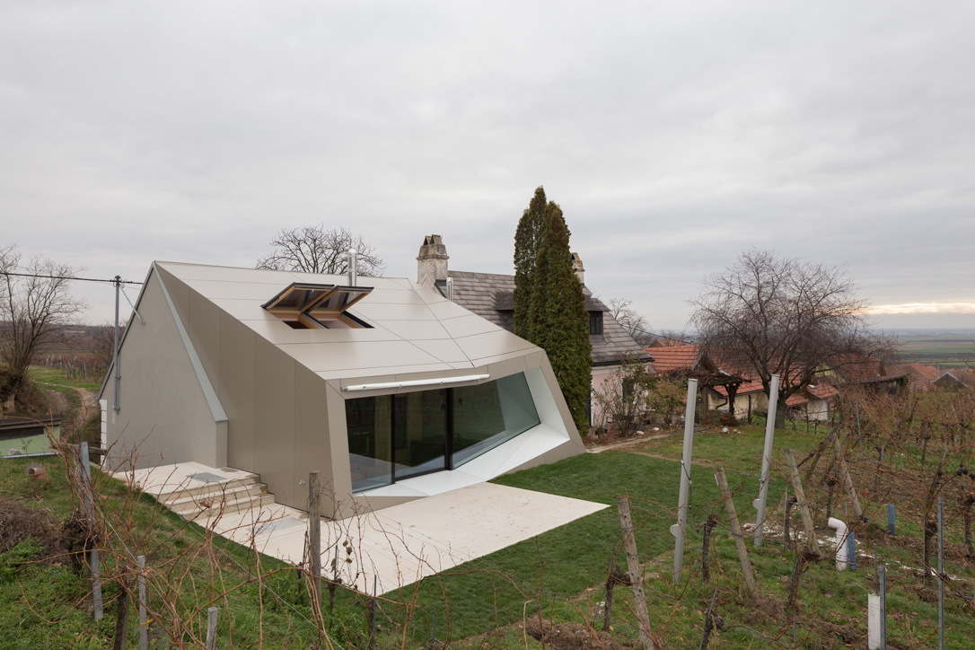 Strobl Winery by Wolfgang Wimmer + March Gut : on flodeau.com 01