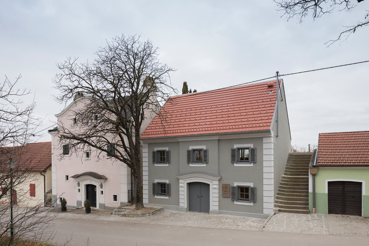Strobl Winery by Wolfgang Wimmer + March Gut : on flodeau.com 011