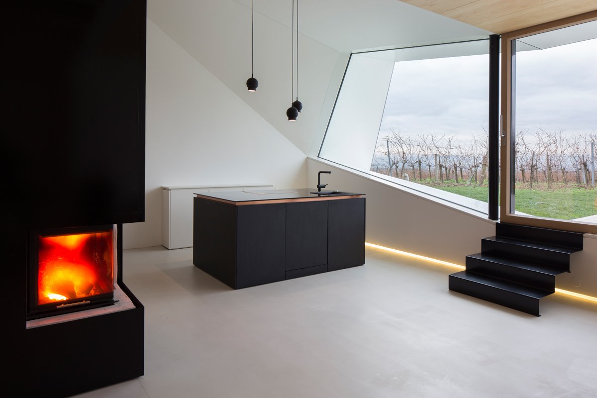 Strobl Winery by Wolfgang Wimmer + March Gut : on flodeau.com 013