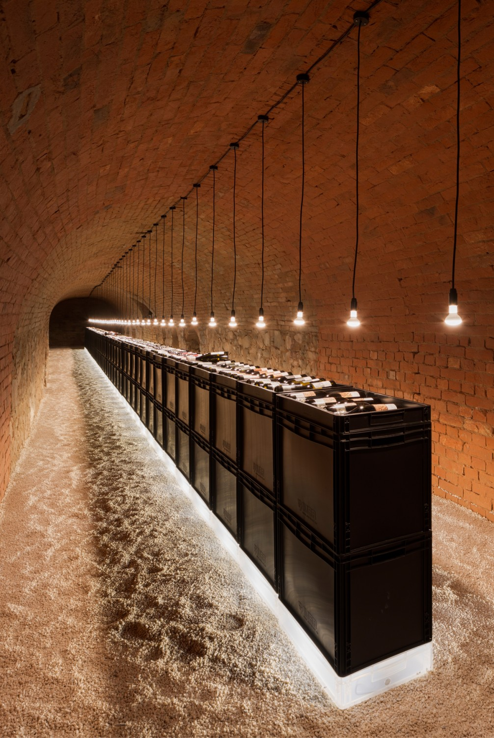 Strobl Winery by Wolfgang Wimmer + March Gut : on flodeau.com 017