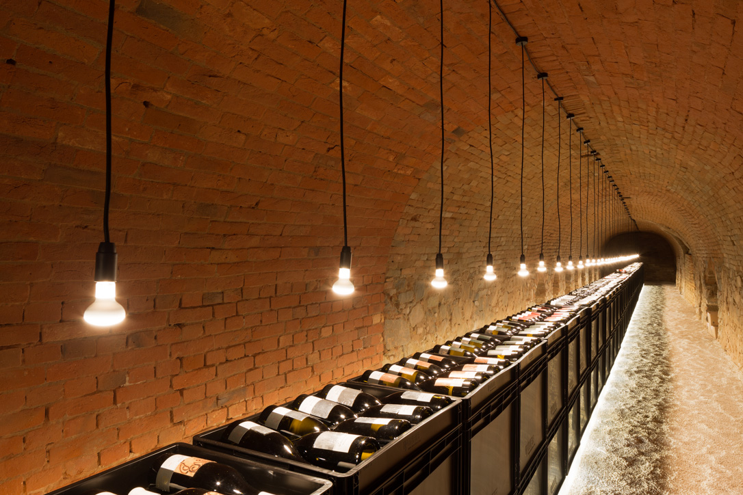 Strobl Winery by Wolfgang Wimmer + March Gut : on flodeau.com 03