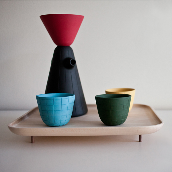 Luca Nichetto for Mjölk : Sucabaruca Coffee Set