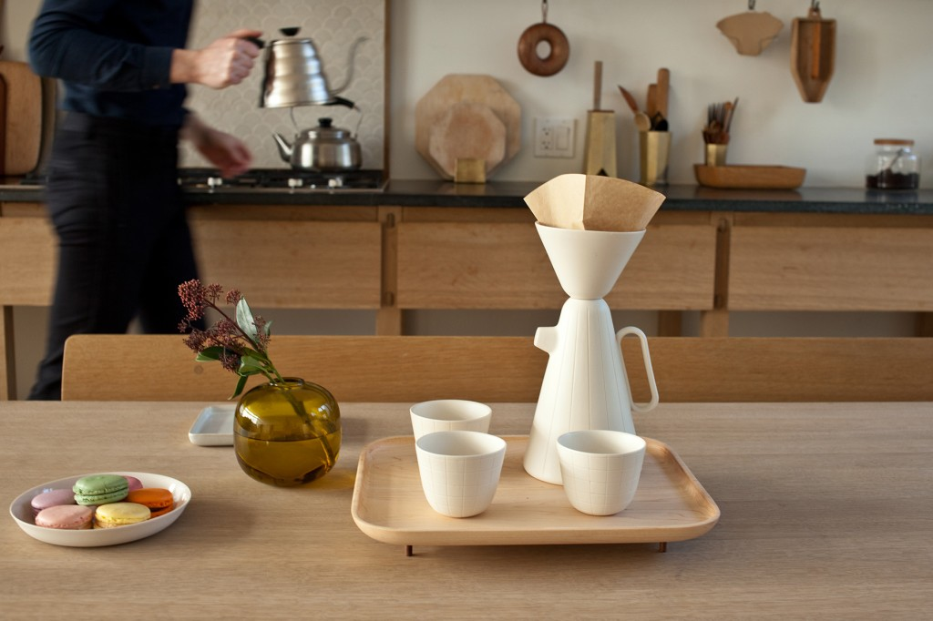 Sucabaruca coffee set by Luca Nichetto for Mjolk :01