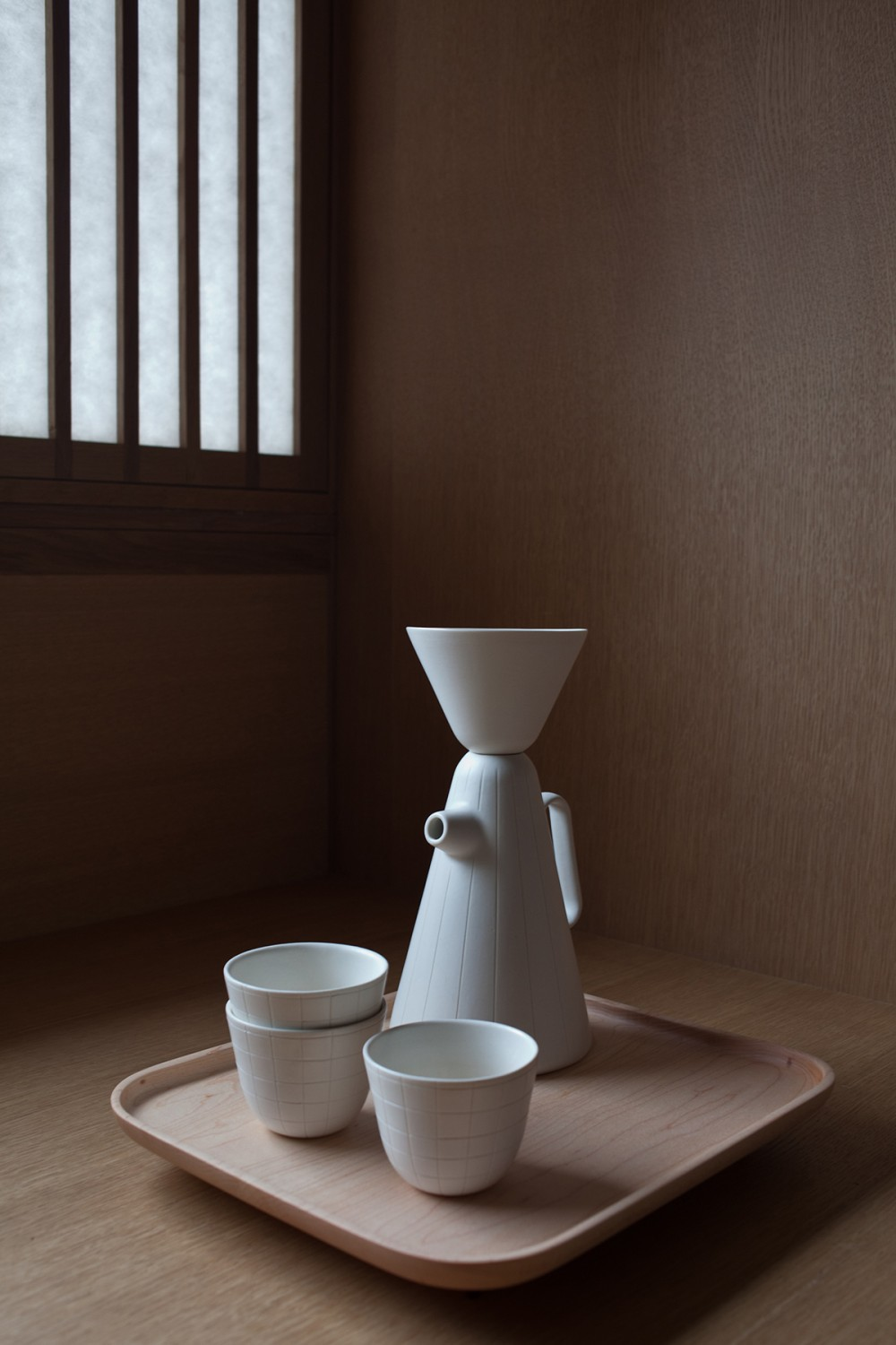 Sucabaruca coffee set by Luca Nichetto for Mjolk :019