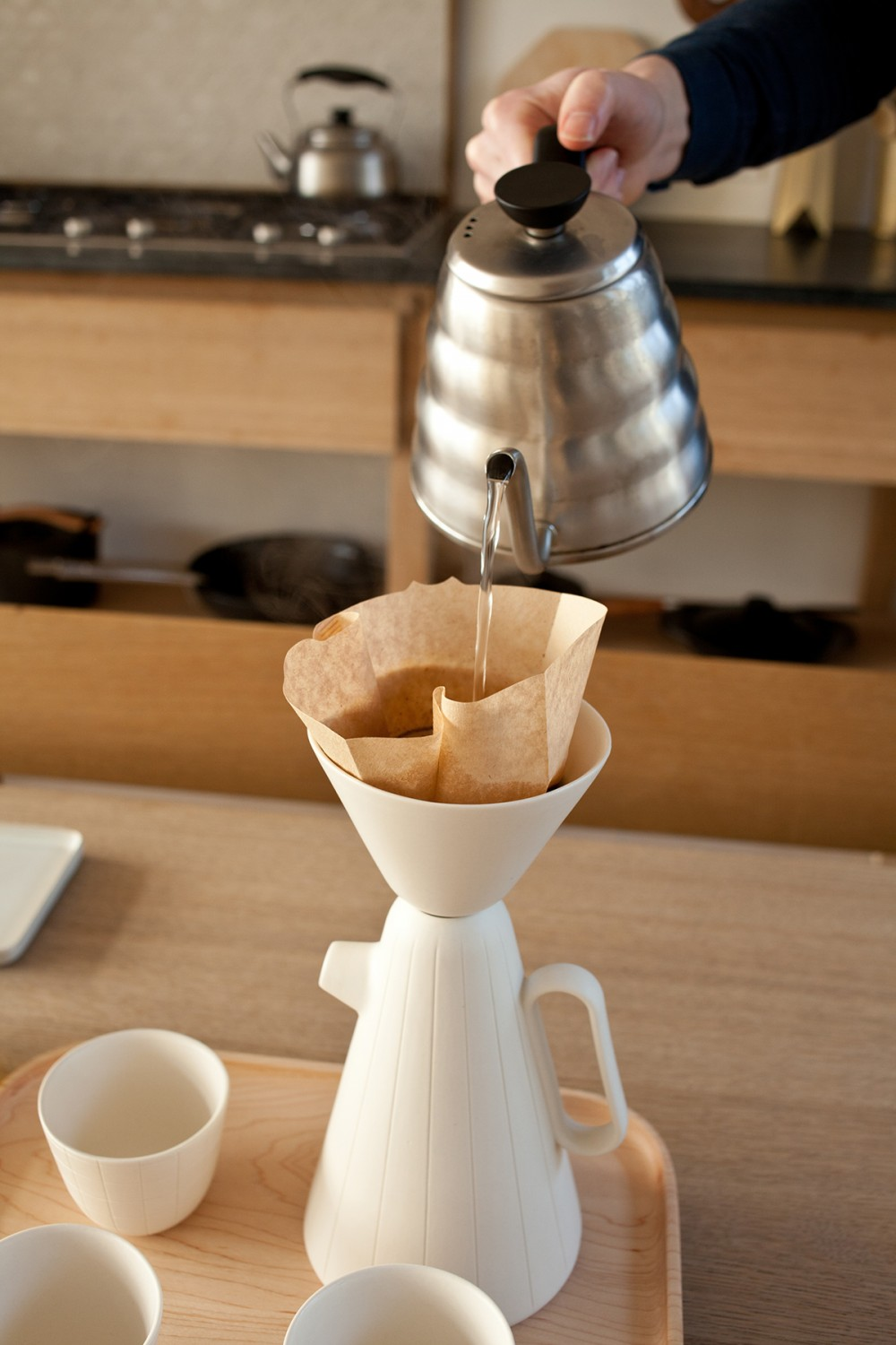 Sucabaruca coffee set by Luca Nichetto for Mjolk :02