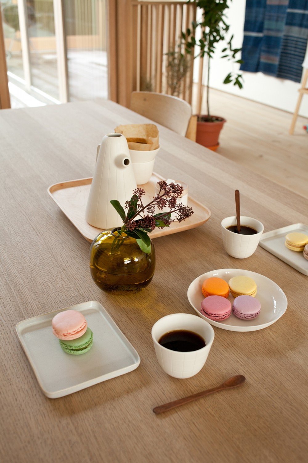 Sucabaruca coffee set by Luca Nichetto for Mjolk :04