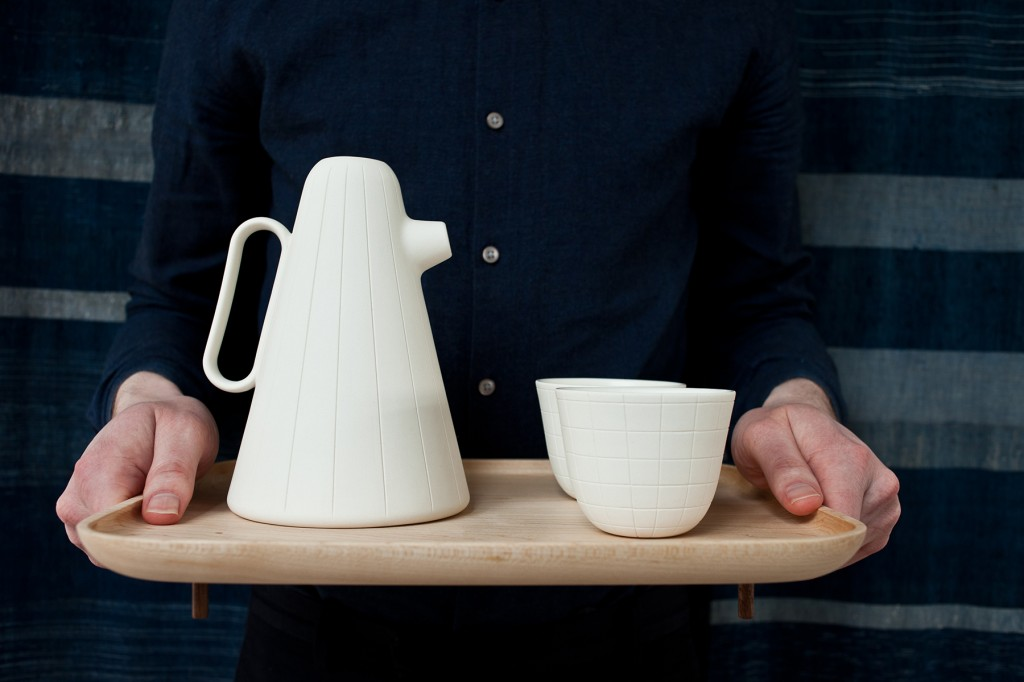 Sucabaruca coffee set by Luca Nichetto for Mjolk :06