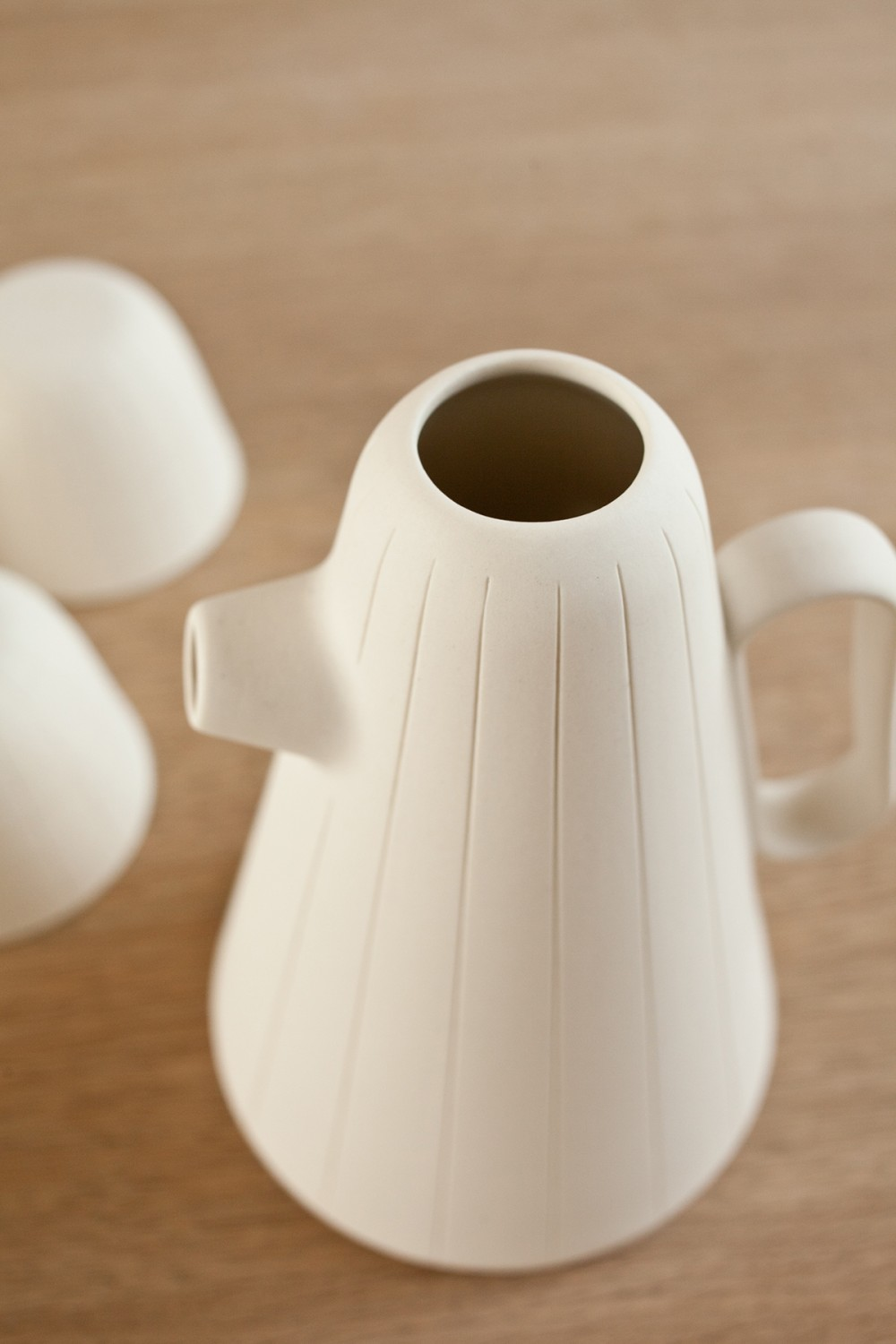 Sucabaruca coffee set by Luca Nichetto for Mjolk :07