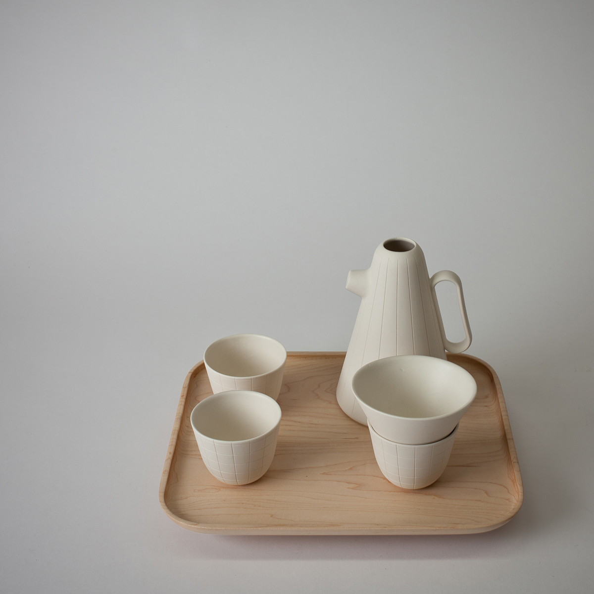Sucabaruca coffee set by Luca Nichetto for Mjolk :09