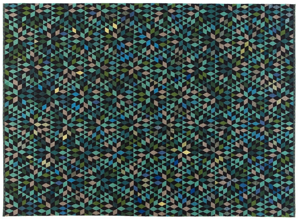 Triangles Rugs by Bertjan Pot for Golran : flodeau.com 03