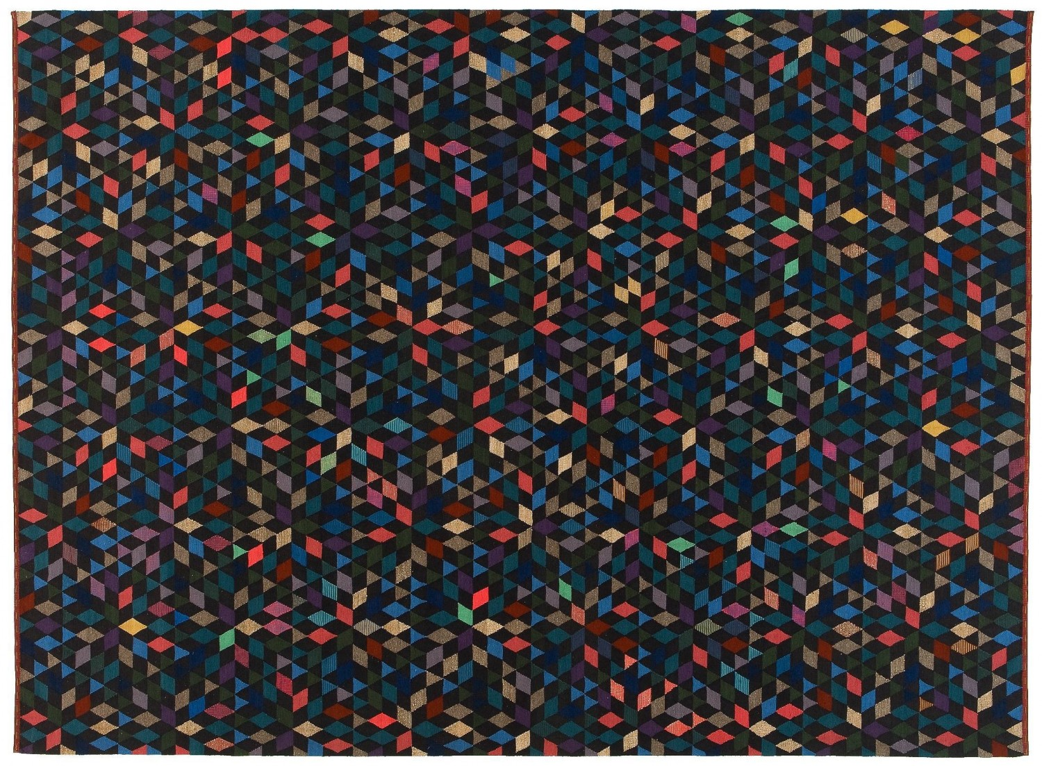 Triangles Rugs by Bertjan Pot for Golran : flodeau.com 05