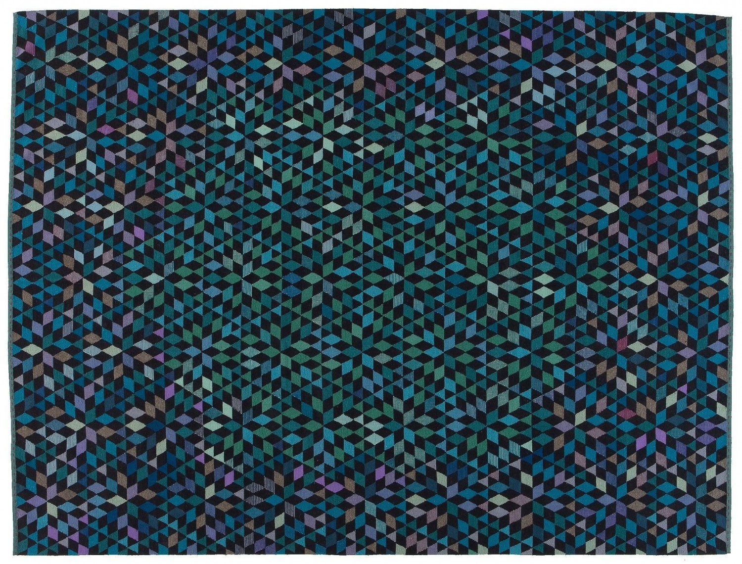 Triangles Rugs by Bertjan Pot for Golran : flodeau.com 06