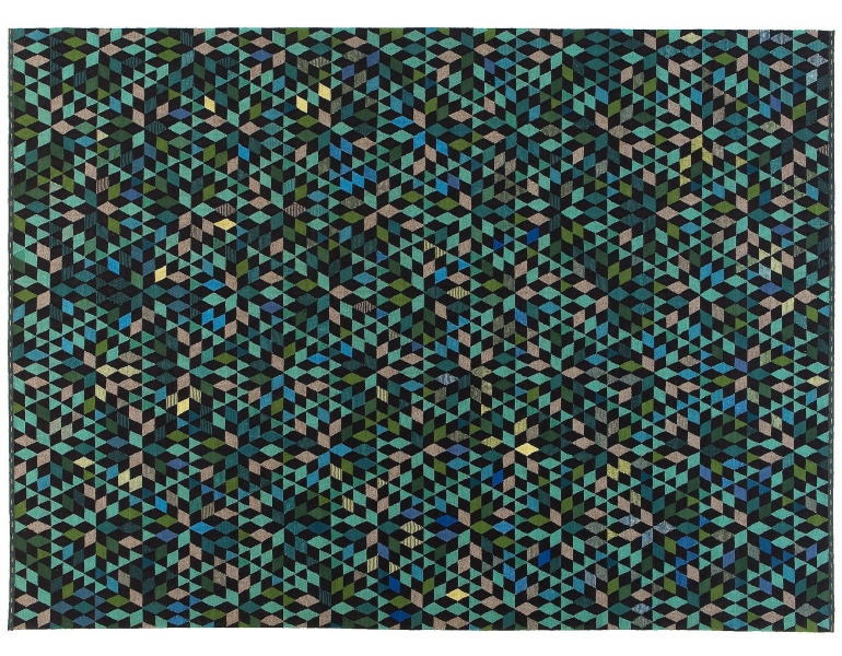 Triangles Rugs by Bertjan Pot for Golran : flodeau.com 08