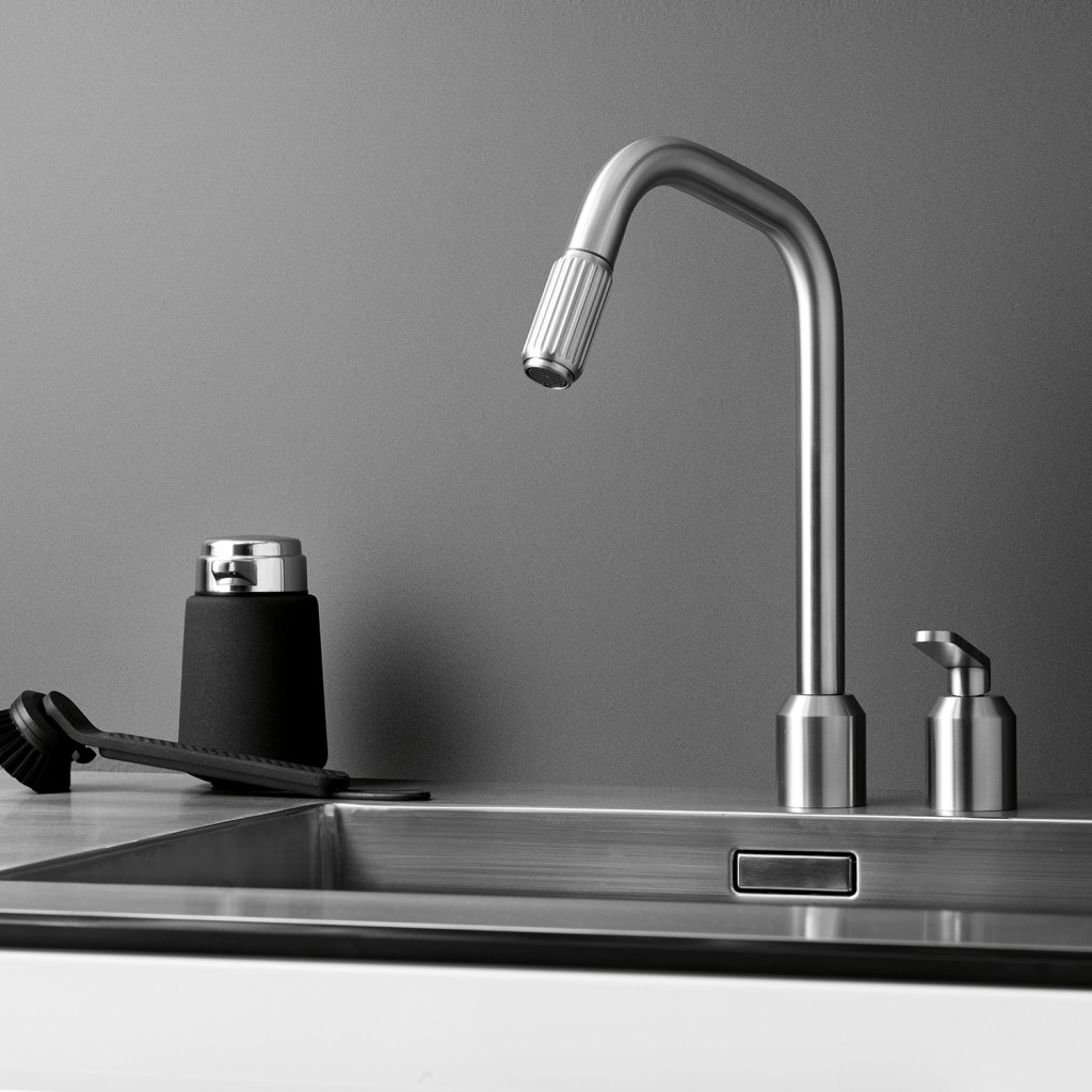 VIPP901 kitchen tap by Vipp