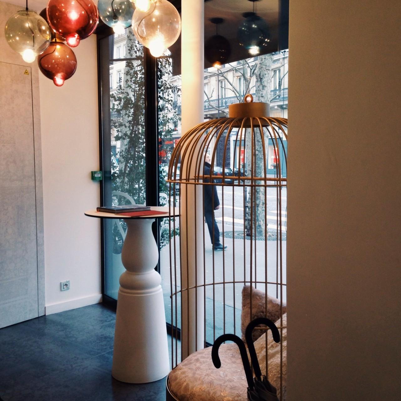 Hôtel Chavanel, Paris   on Flodeau.com