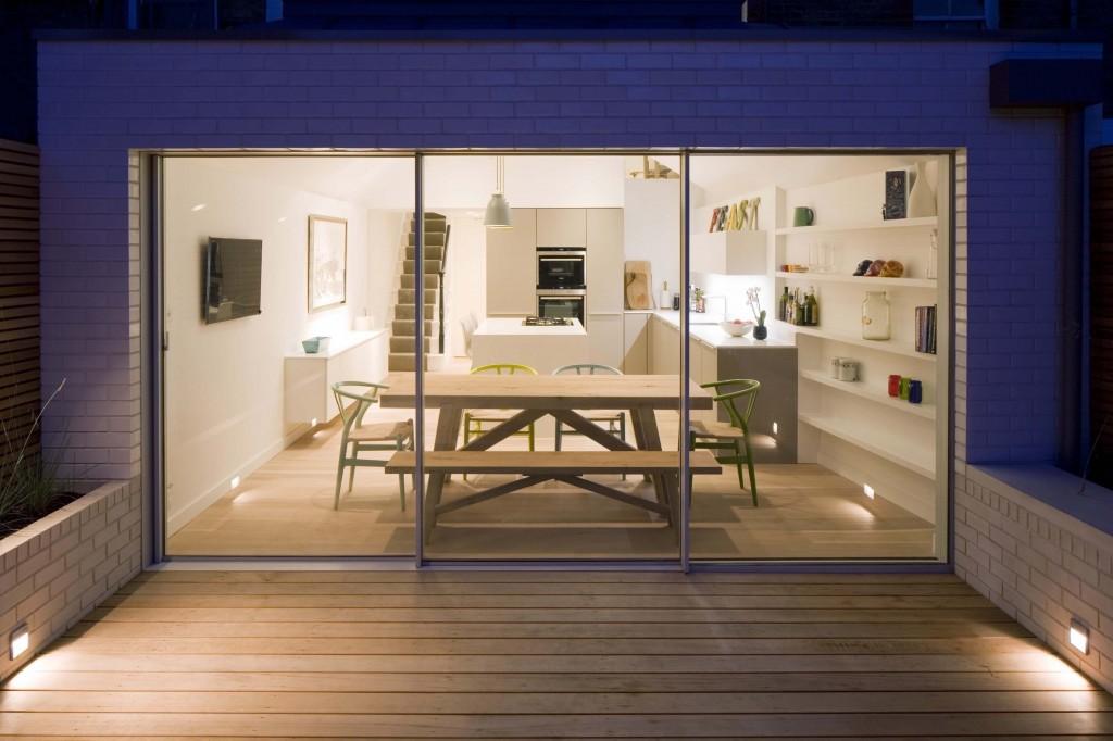 Sam Tisdall x StudioCarver : Fulham House | Flodeau.com