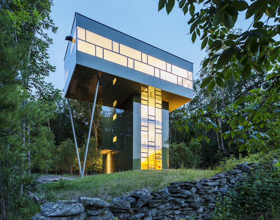 GLUCK+ : The Tower House | Flodeau.com
